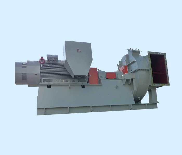Gas Centrifugal Fan